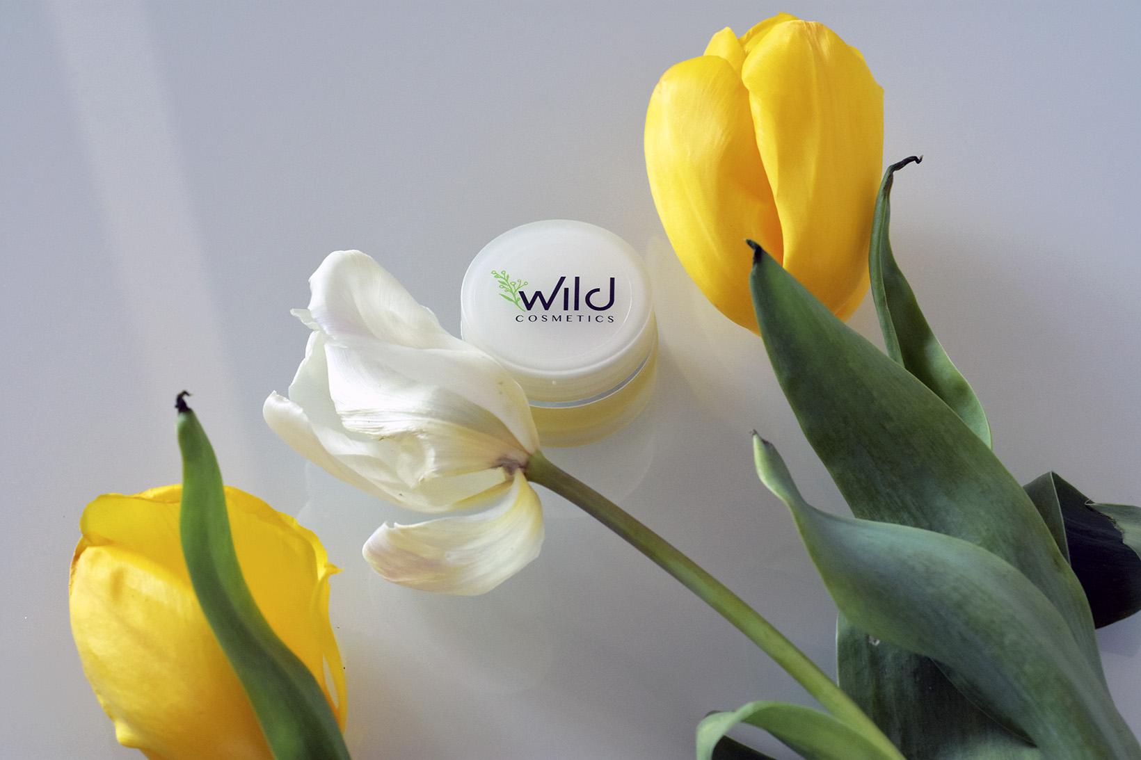 Wild cosmetics night balm