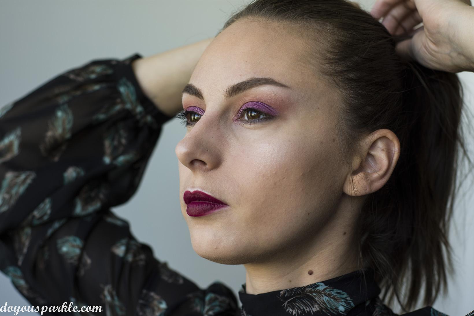 makeup look 2